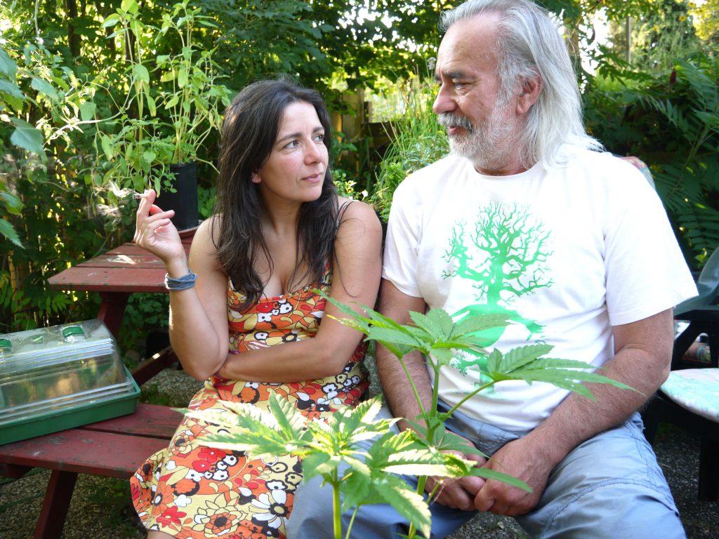 Wernard met zijn vrouw Yolanda.