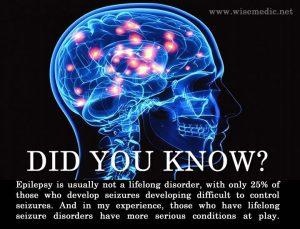 Maar een minderheid van mensen met epilepsie heeft last van aanvallen die echt moeilijk te beheersen zijn