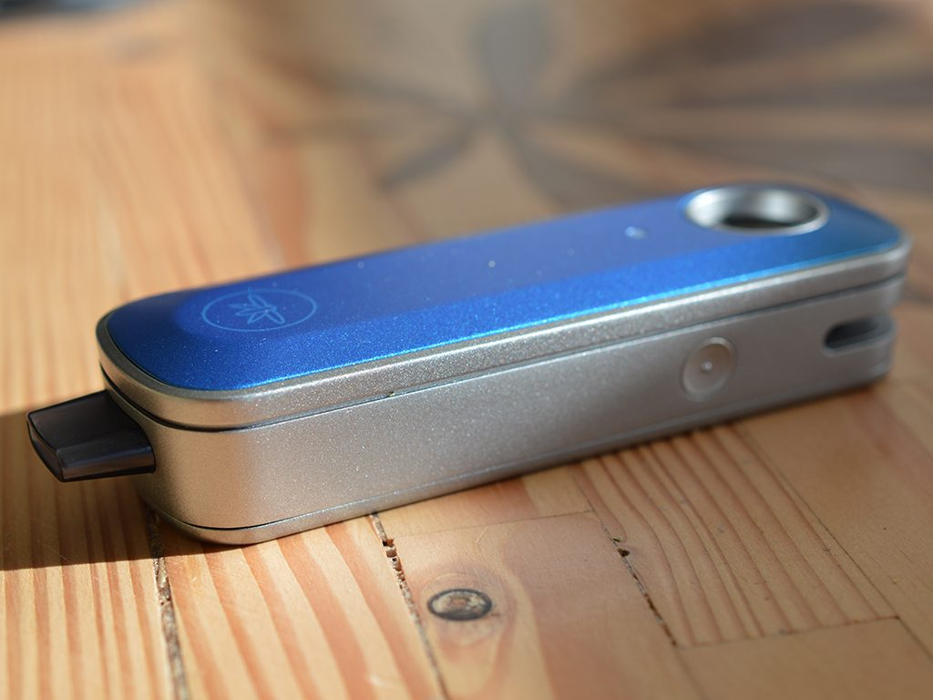 De Firefly 2 is als een nieuwe iPhone. Strak, stevig en een geweldig design.