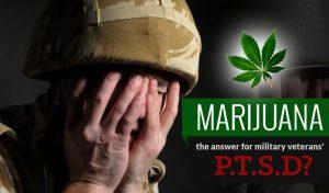 Vooral oorlogsveteranen krijgen vaak PTSS, of PTSD zoals het in het Engelstalig taalgebied heet