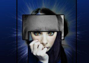Schizofrenie is een heftige psychotische ziekte, waarbij één van de symptomen het hebben van een 'gespleten persoonlijkheid' is