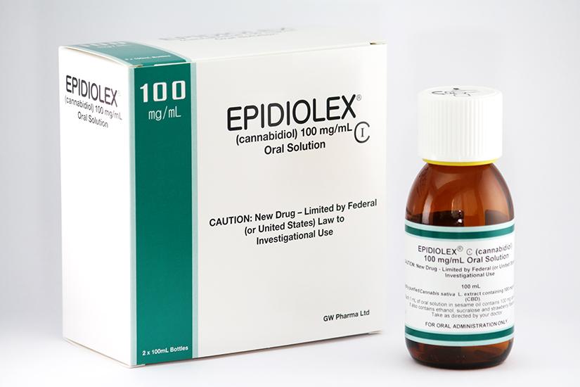 Klinische tests laten veelbelovende resultaten zien bij het behandelen van epilepsie met Epidiolex