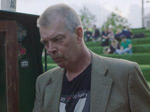 Paul Hughes z'n verhaal wordt verteld in Viceland's documentaire-aflevering over mediwiet in Londen. Foto: Viceland