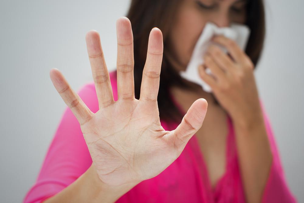 Als de voordelen van mediwiet niet opwegen tegen de consequenties van een allergie kun je de plant beter vermijden. [Foto: shutterstock/Tharakorn]