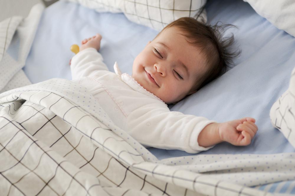 Onderzoek laat zien dat baby's cannabinoïden opnemen en verwerken.