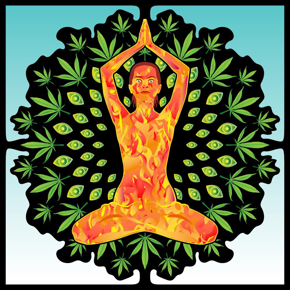 Lichaamseigen cannabinoïde-receptoren bevinden zich door het hele lichaam. Daarmee controleren ze bijna alle belangrijke processen in de mens. [Foto: shutterstock/Andrei Verner]
