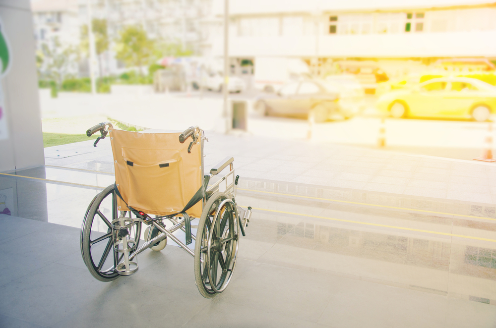 rolstoel ALS