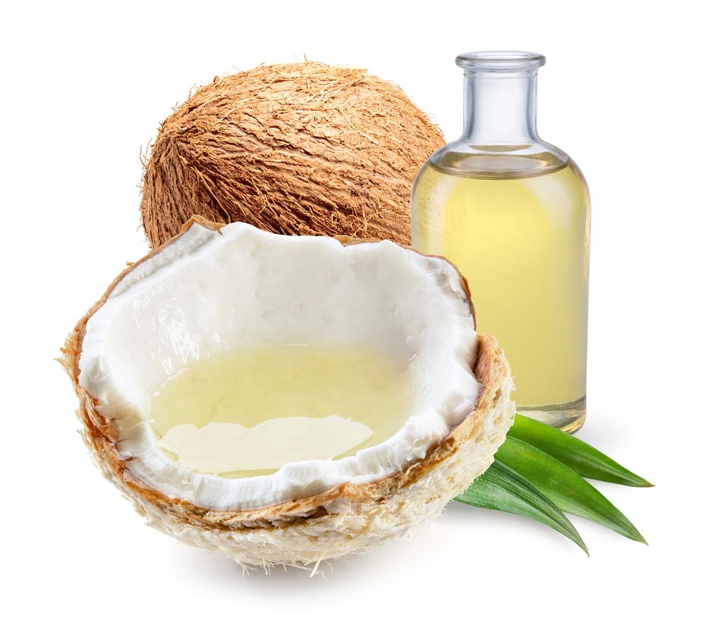 wietolie zonder alcohol, met kokosvet