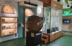 cannabis museum amsterdam, mediwietsite, wiet, kunst